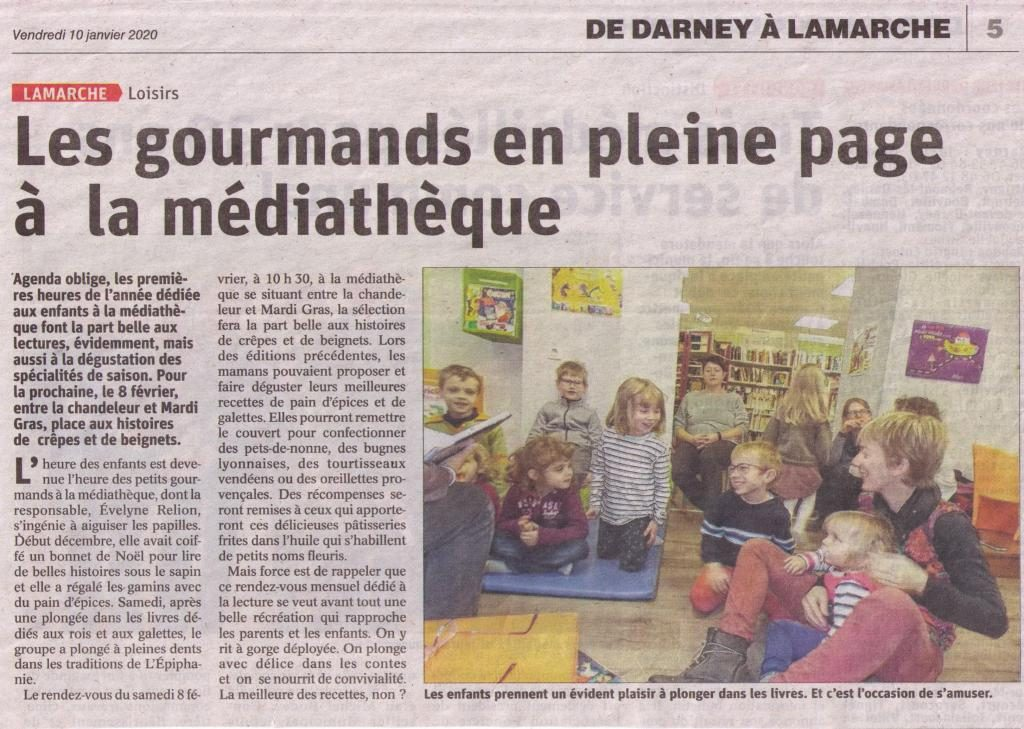 mediatheque presse 10 1 2020